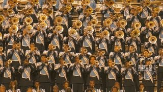 Splackavellie - Jackson State University Marching Band 2015 | Filmed in 4K