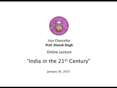 DU Online Lecture (HD)