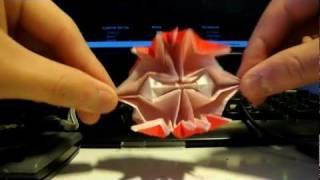 Origami- Venus Flytrap