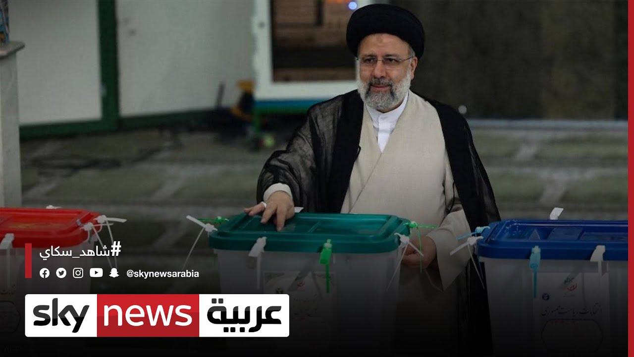 المرشح الإصلاحي يهنئ رئيسي بفوزه في الانتخابات  - نشر قبل 47 دقيقة