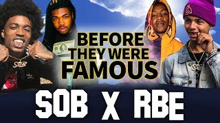 SOB x RBE | Before They Were Famous | Yhung T.O, DaBoii, Slimmy B & Lul G