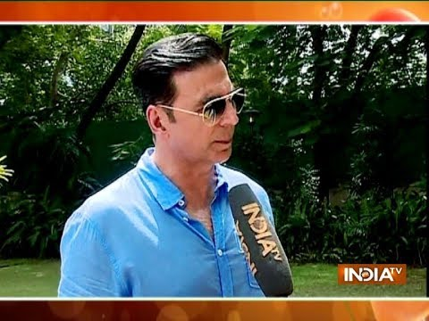 Tip of the day: Akshay Kumar shares his secret mantra on SBAS