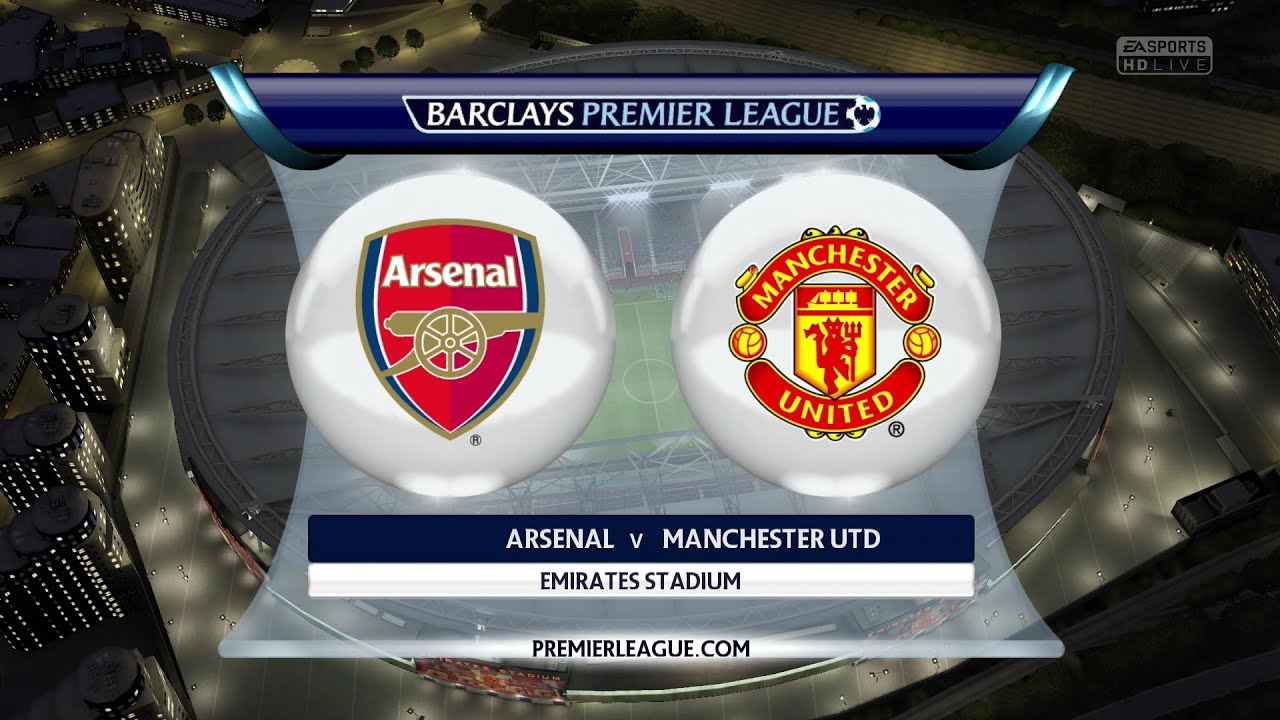 Ps4xbox one fifa 15 arsenal fc vs manchester united next ps4xbox one fifa 15 arsenal fc vs manchester united next gen full gameplay 1080p hd youtube voltagebd Image collections