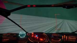 Elite: Dangerous Spirograph Nebula tour part 2: Crazy Spinning brown dwarf