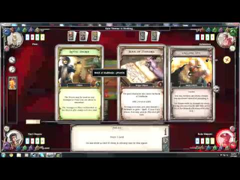 Talisman (Digital Edition) Highlights - Game 2 |