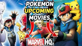 Pokemon Upcoming Movies| Pokemon Movie Temple Of The Sea |Pokemon Movies 9 & Movie 16 Come Marvel HQ