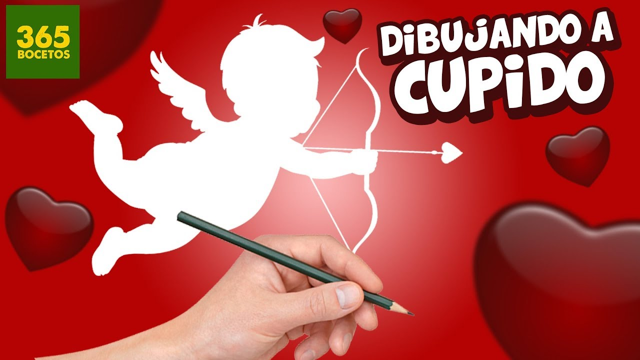 Regalos Faciles San Valentin Diy Como Dibujar A Cupido Al Estilo Chibi
