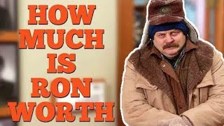 Download How Much is Ron Swanson Worth? Mp3 and Videos