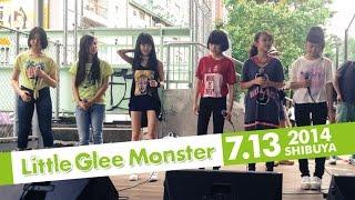 2014/7/13 渋谷ズンチャカ@みやしたこうえん リハーサル みんな小柄で、...