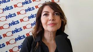Cristina D'Avena esclusiva: grazie Romics, farei subito una nuova Kiss me Licia!