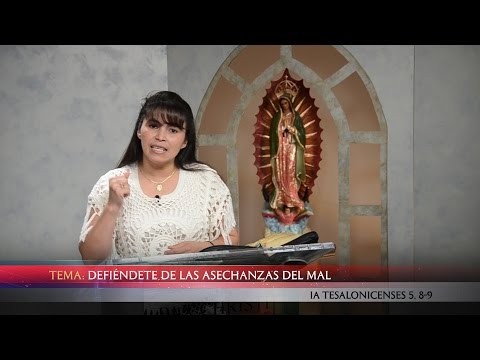 Predicadores Católicos - #117 Maydi Orellana - Defiéndete de la Asechanzas del Mal