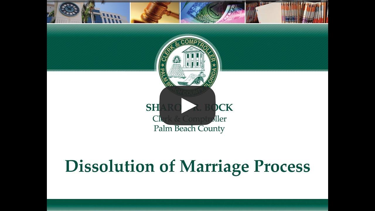 Divorce | Clerk & Comptroller, Palm Beach County