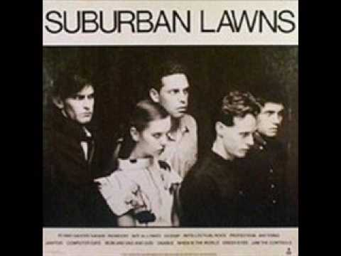 Suburban Lawns - Where In The World