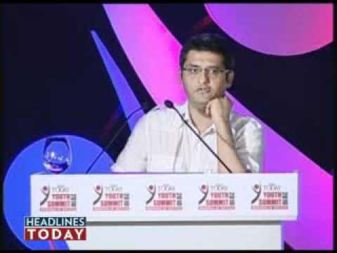 Jaideep Sahni at India Today Youth Summit 2010 - Part 3