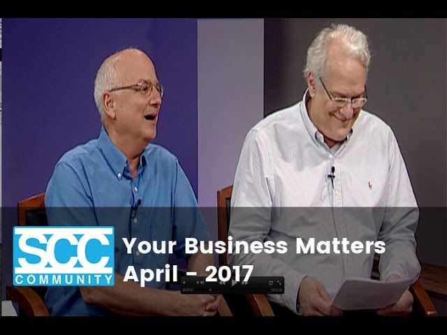 April Your Business Matter