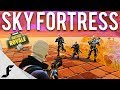 SKY FORTRESS (Can we win?) - Fortnite: Battle Royale