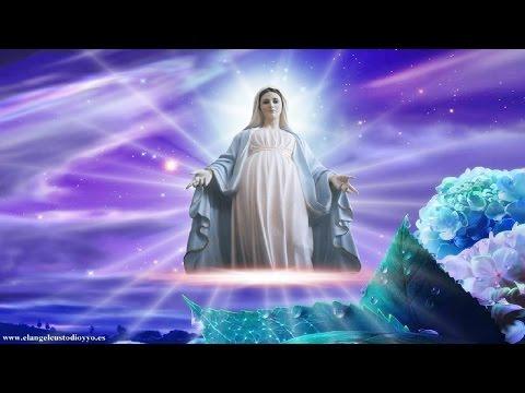 Significado de soñar con la Virgen