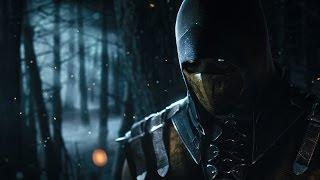 Mortal Kombat X - анонсирующий трейлер