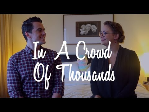In A Crowd Of Thousands | Cover