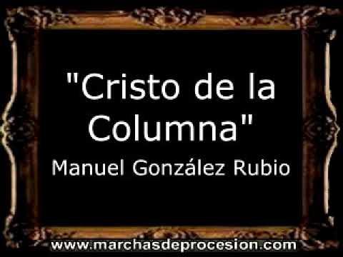 Download Cristo de la Columna - Manuel González Rubio [BM]