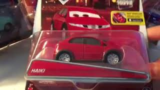 Disney Pixar cars haul video