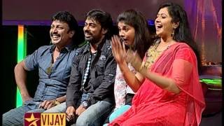 Naduvula Konjam Disturb Pannuvom promo video 14-02-2016 Vijay tv sunday night 8pm program promo 14th February 2016