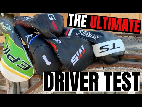 The Ultimate Driver Test of 2019... One Chance!!!