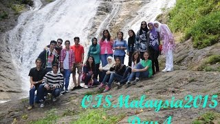 OISMalaysia2015 - Day 4 - Road Trip from KL to Penang + Visit to Cameron Waterfall & Tea Plantations