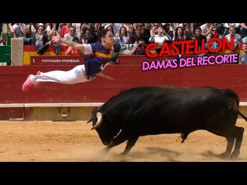 ¡ÉSTAS SON LAS DAMAS DEL RECORTE! | CASTELLÓN - MAGDALENA 26/03/2017