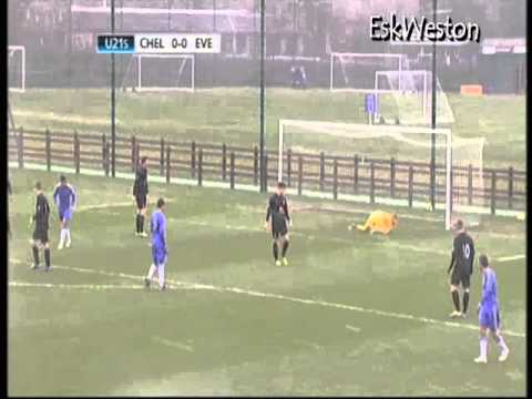 Chelsea U21's v Everton U21's (H) 12/13