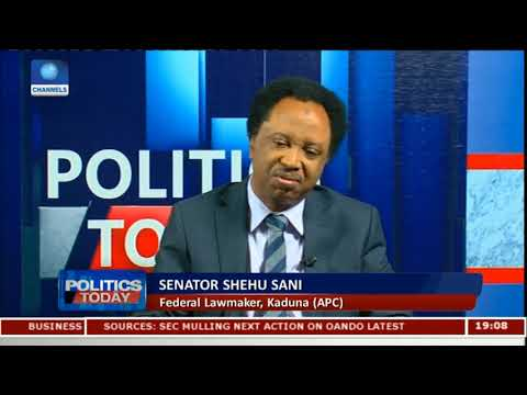 Mainagate: Corruption Has Become A Cat With 9 Lives - Shehu Sani