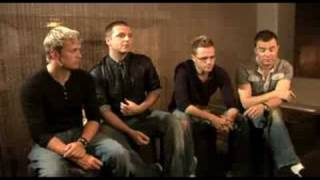 Westlife - Interview SonyBMG Australia