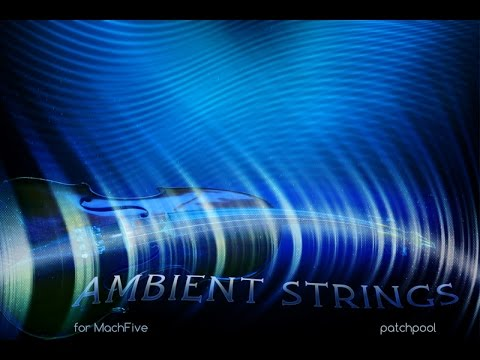 Ambient Cello - Library Ambient Strings MachFive 3