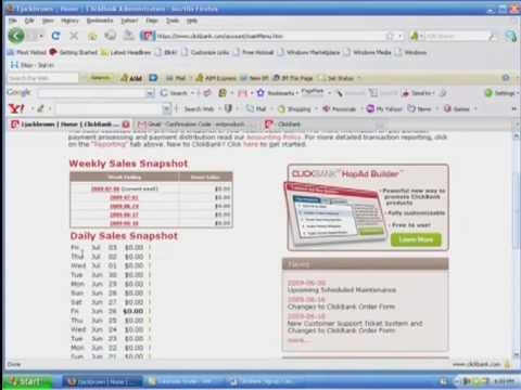 Sonny Harrison How To Internet - How to set up cli...