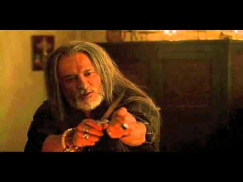 Emmy Clip submission of Del Zamora, as shaman Don Bartolo in TRUE BLOOD, Season 4 episode 6