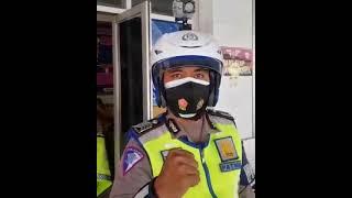 Polisi semakin canggih dgn actions cam