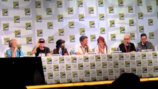 SDCC 14 Legend of Korra Panel