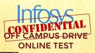 INFOSYS | TIPS & SUGGESTIONS FOR REFERRAL OFF CAMPUS DRIVE || LAST MINUTE PREPARATION STRATEGY
