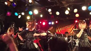 BABYMETAL cover ヘドバンギャー!【 BERRYMETAL】ベビーメタル カバー
