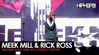 Meek Mill Performs