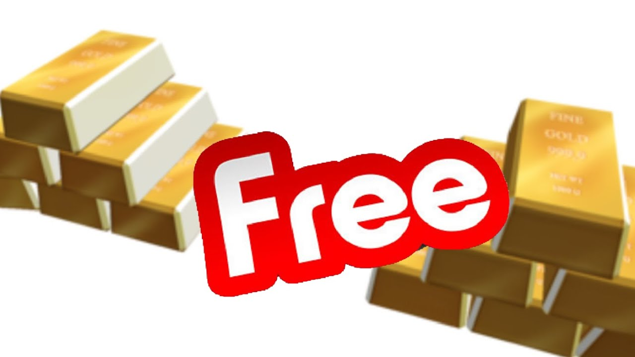 How To Get The Goldrow For Free In Roblox Youtube