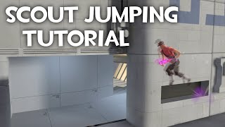 Scout Jumping Tutorial - TF2 Basics