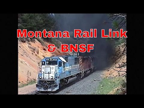 Montana Rail Link & BNSF