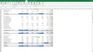 New Excel Reports feature in Microsoft Dynamics NAV 2018