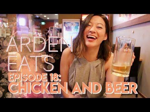 ARDEN EATS   Episode 18: Chicken & Beer (Los Angeles)