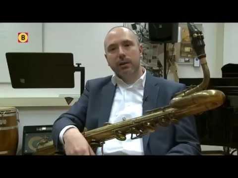 interview Andreas van Zoelen - Nederlands Saxofoon Festival