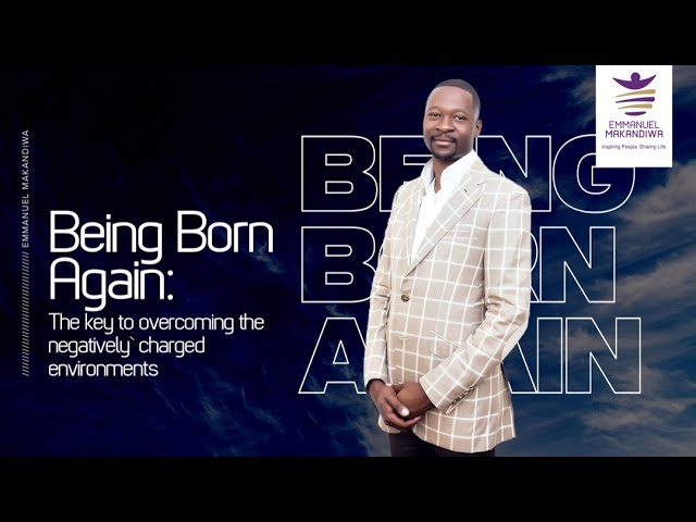Emmanuel Makandiwa| How to overcome negatively charged environments