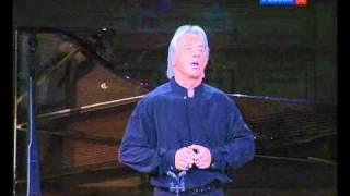 Dmitri Hvorostovsky - Night Song of the Wanderer (Medtner)