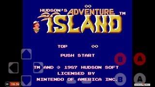 Полное прохождение денди ( Dendy, Nes ) - Adventure Island / Остров приключений