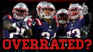The NEW ENGLAND PATRIOTS Have The Most OVERRATED Defense In The NFL!!